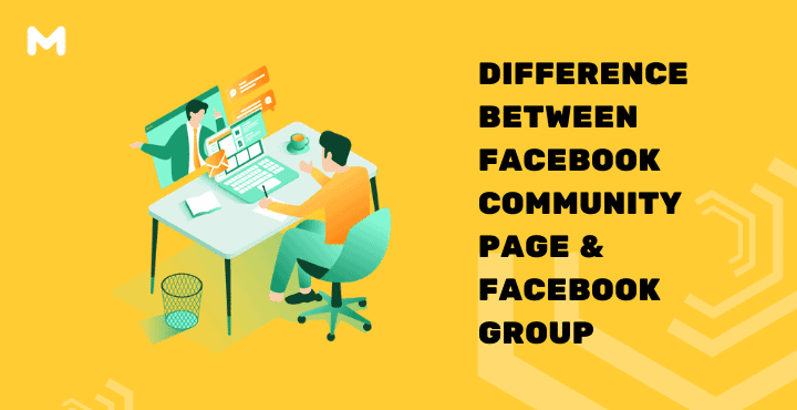 Difference Between Facebook Community Page & Facebook Group