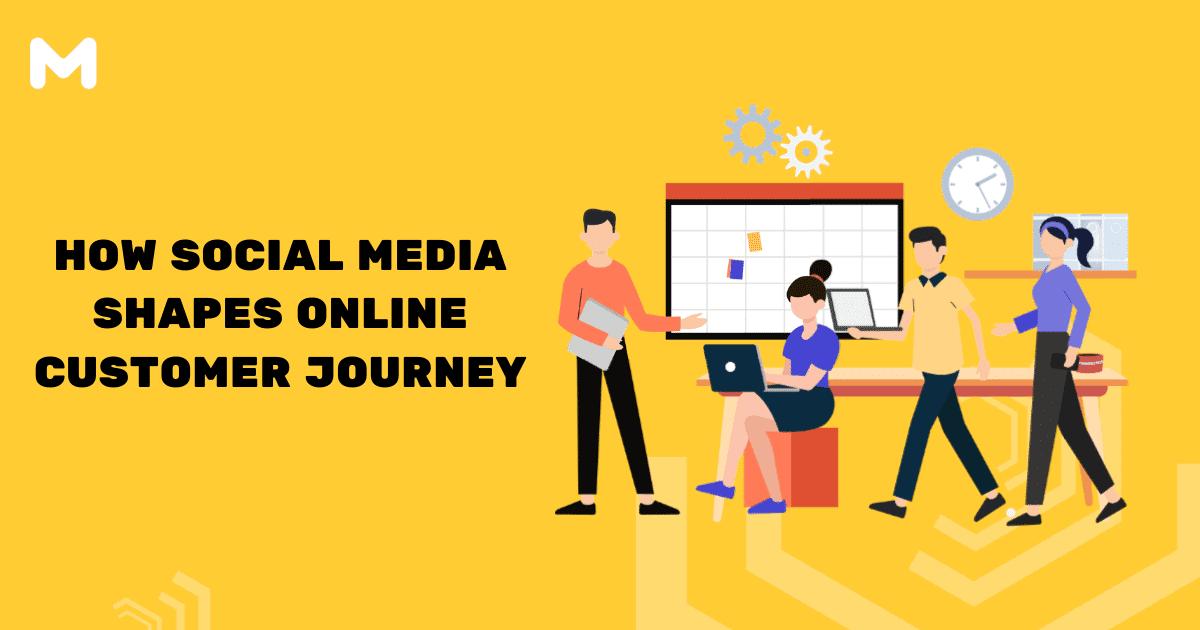 How Social Media Shapes Online Customer Journey