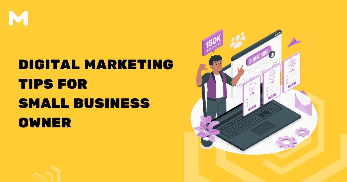 Digital Marketing Tips for Small Business Owner