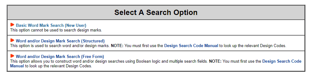 select-a-search-option